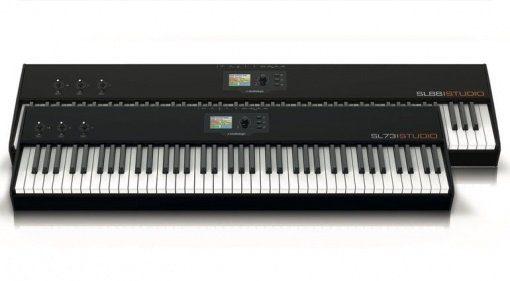 NAMM 2018: Studiologic SL73 STUDIO MIDI Controller