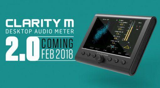 TC Electronic Clarity M 2.0 - ein großes kostenloses Update steht bevor!