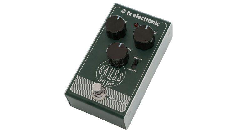 TC Electronic Gauss Tape Echo