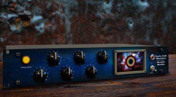 Tegeler Audio Manufaktur Raumzeitmaschine Hall Reverb Effekt