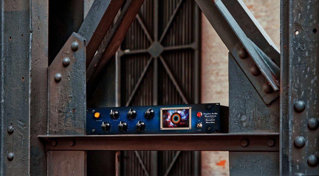 Tegeler Audio Manufaktur Raumzeitmaschine Hall Reverb Effekt2
