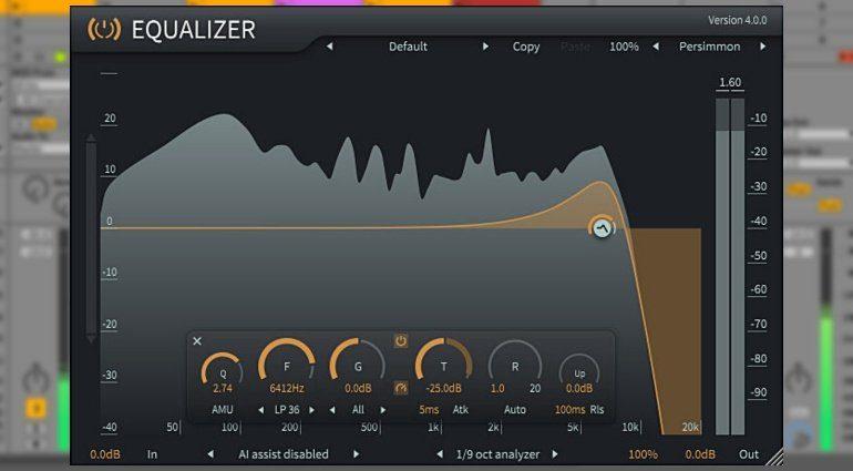 ToneBoosters Equalizer 4 zerlegt chirurgisch den Klang mit AI