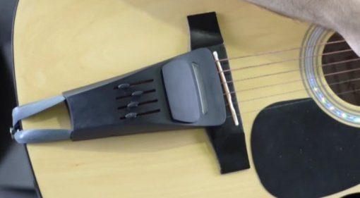 Tonik Pulse Akustikgitarre Effekt Teaser