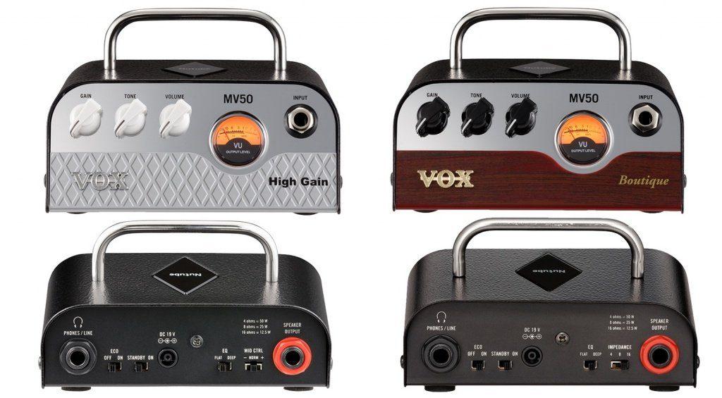Vox MV50 High Gain Boutique Amps copy