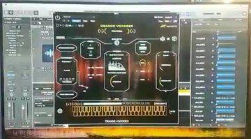 NAMM 2018: Zynaptic zeigt Orange Vocoder 4