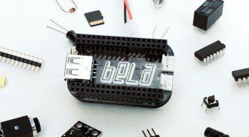 Bela mini - der Taschencomputer für Audiofreaks
