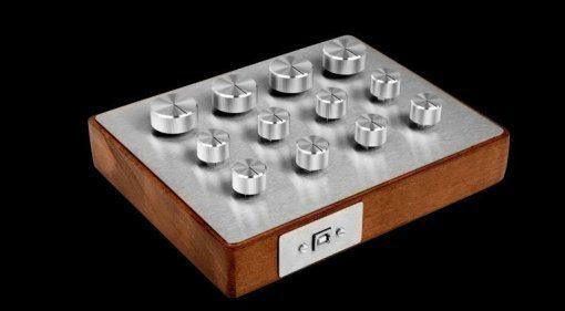CircleFade CF12 MIDI-Controllerr
