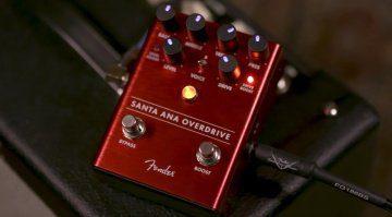 Fender Santa Ana Overdrive Teaser