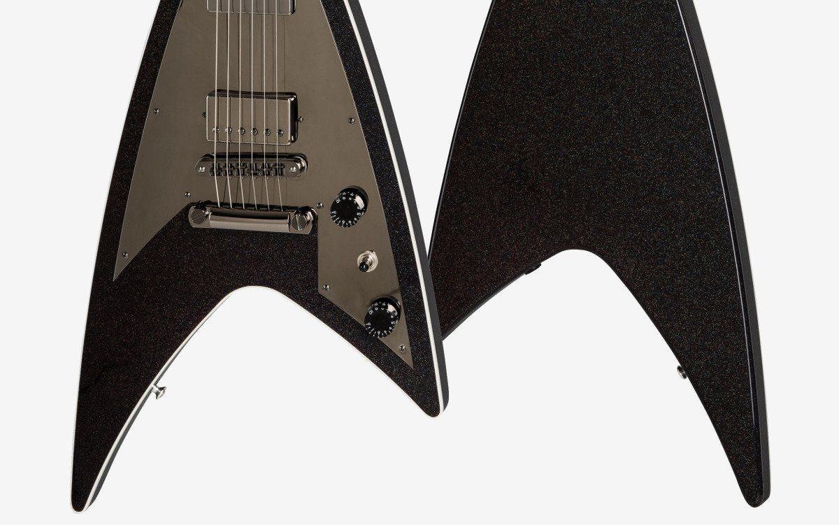 Gibson Modern Flying V Front Back