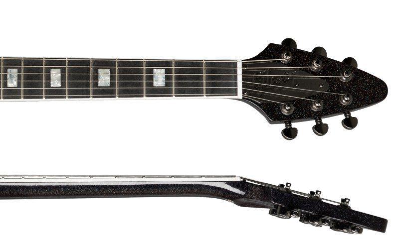 Gibson Modern Flying V Neck Side