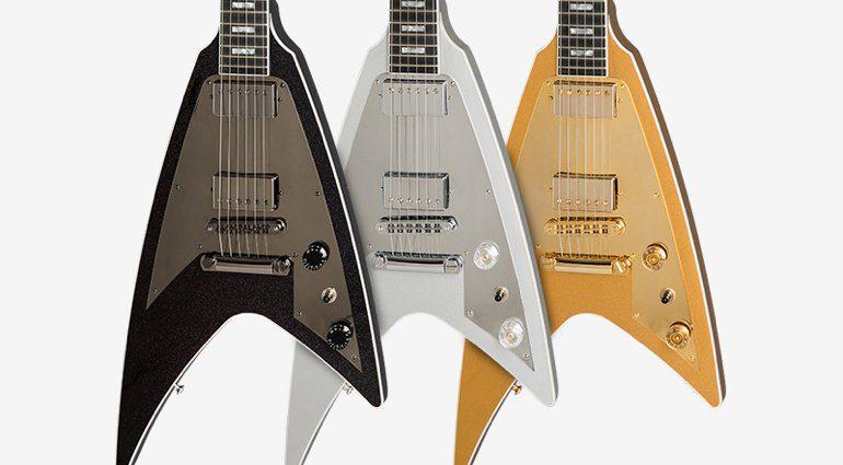 Gibson Modern Flying V Teaser