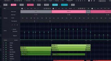Hexachords Orb Composer macht Musik mit AI