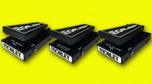 Drei neue Morley Mini-Pedale