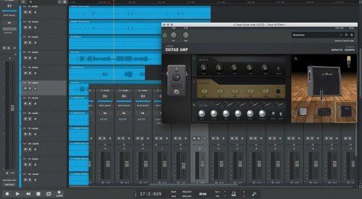 N-Track Studio 9 DAW