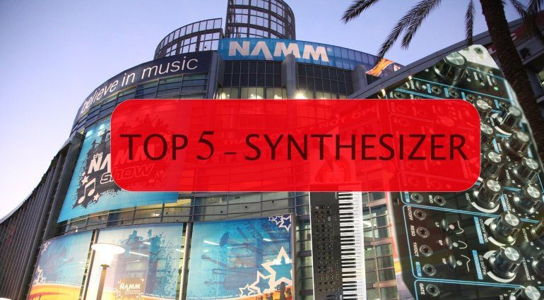 NAMM Best Synth 2018