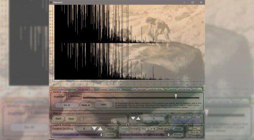 Mammut ist der beste Freund des Sounddesigners - und das kostenlos!