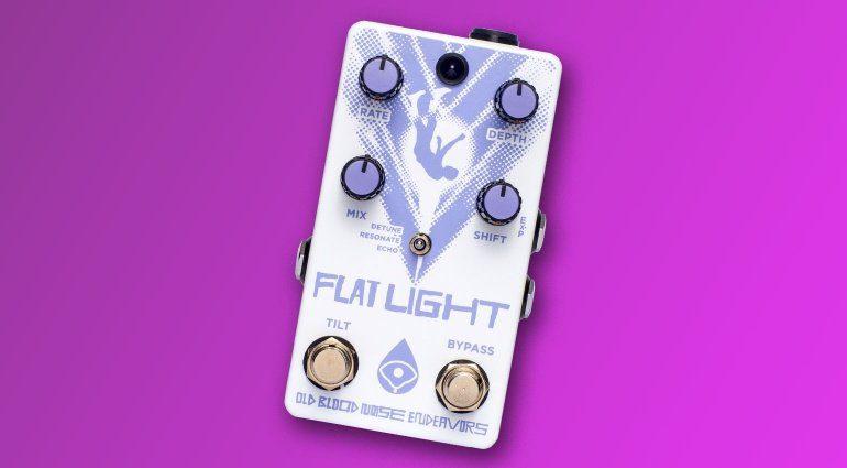 Old Blood- Noise Endeavors Flat Light Flanger