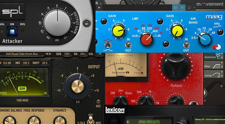 Presonus Studio MAgic Plug-in Bundle 2018 Teaser