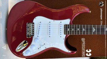 PRS-John-Mayer-Stratocaster-Istagram