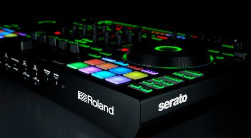 Updates für die Roland Controller DJ-808, DJ-505, DJ-202