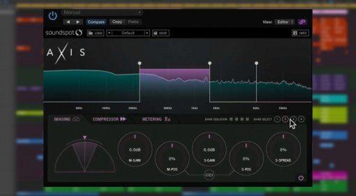 Soundspot Axis - ein Multiband VST für fast alles!
