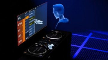 Vr Mixing Funktioniert Seht Euch Das Vinyl Reality Dj