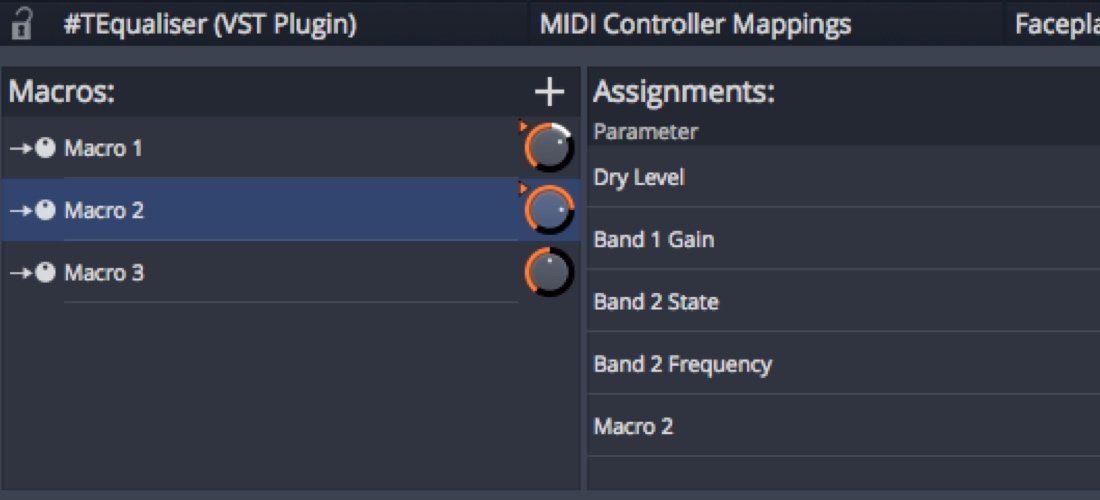 waveform9 feature macros
