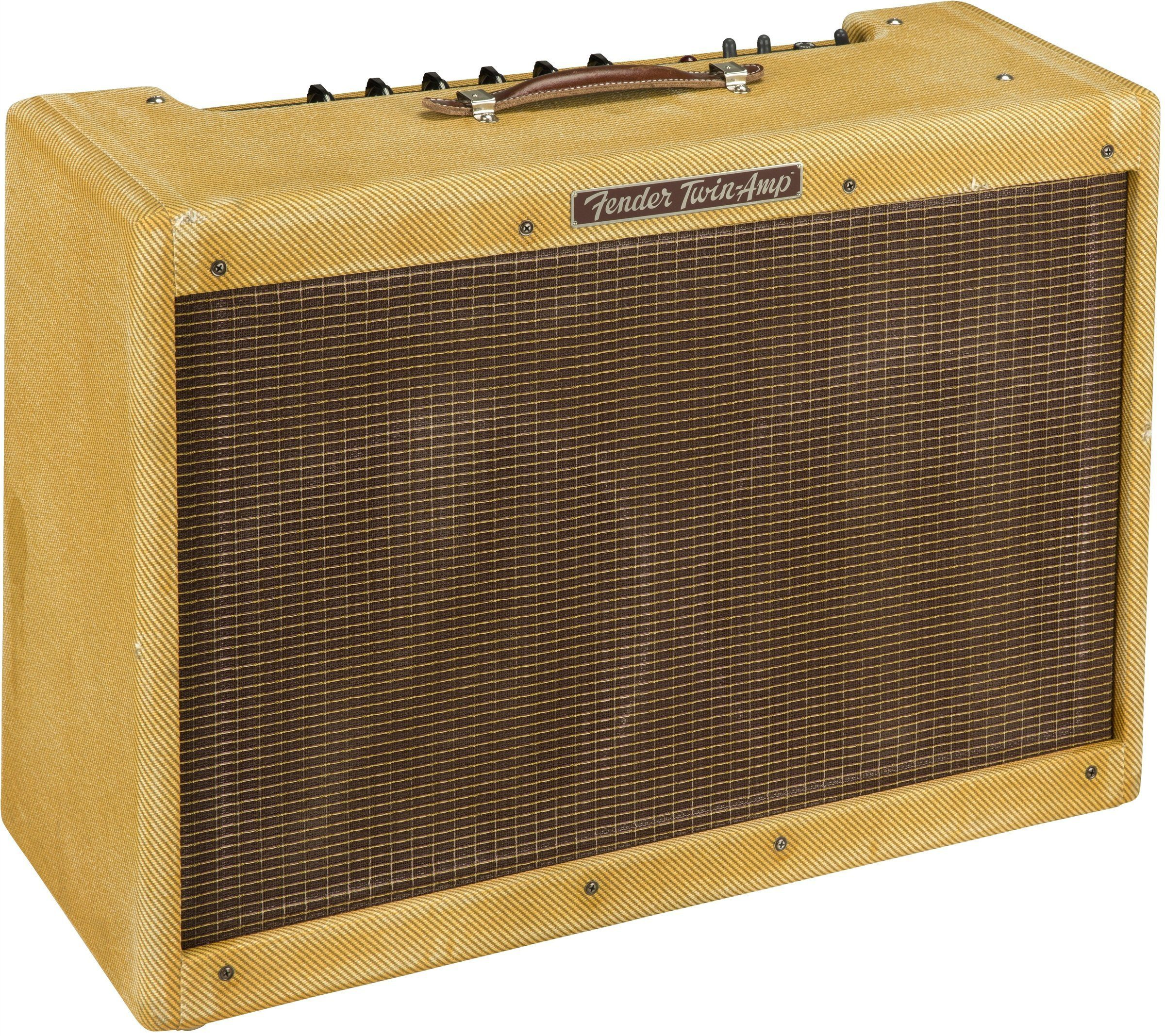 Fender Joe Bonamassa Twin-Amp
