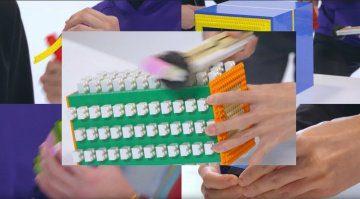 Andrew Huang Lego Musik Teaser