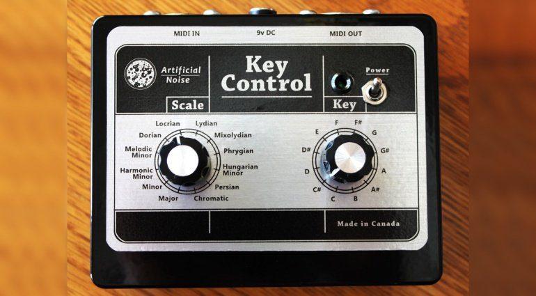 Artificial Noise Key Control sorgt für die richtige Harmonie der Hardware
