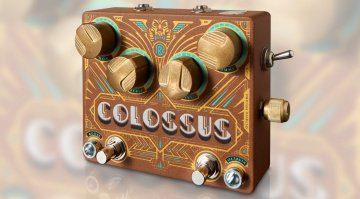 Dr No Colossus Pedal Octavia