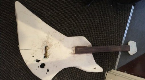 Ebay Gibson Explorer DIY Rare Teaser
