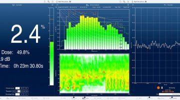 Faber Acoustical SoundMeter X - mit iOS Sound analysieren wie die Profis