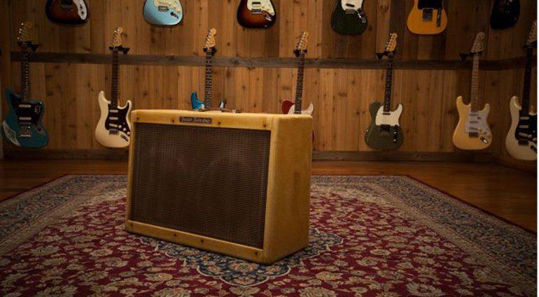 Fender 1959 Joe Bonamassa Signature Twin Amp