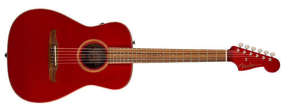Fender California Series Malibu Classic