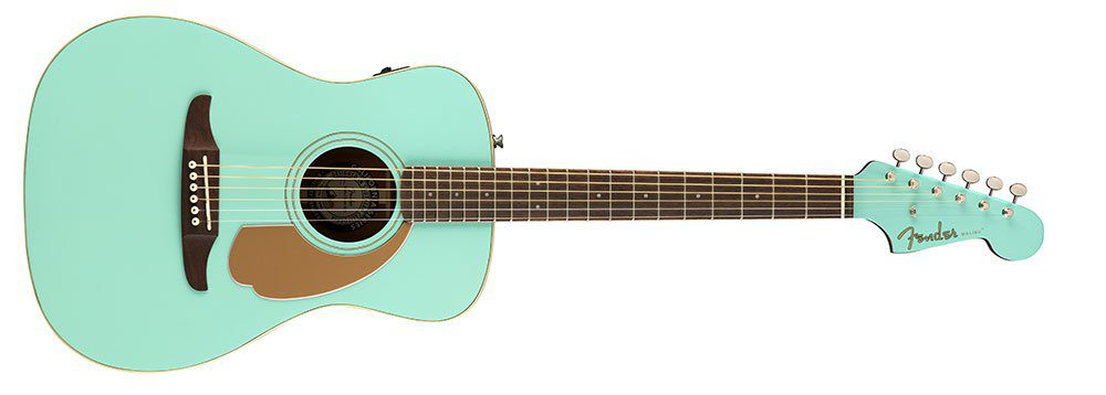 Fender California Series Malibu Player