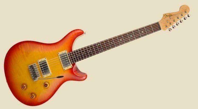 Fender Roasted Earth