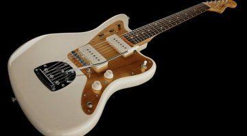 Fender Squier J Mascis Jazzmaster 2018 Indian Laurel Griffbrett