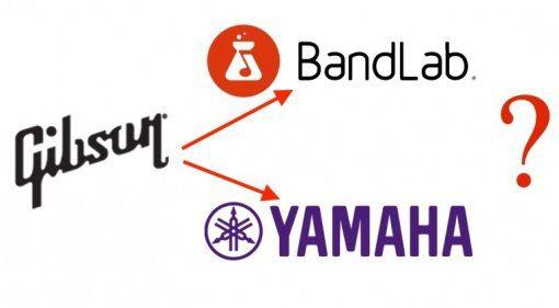 Gibson Yamaha Bandlab