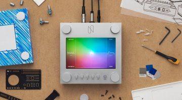 Google entwickelt mit NSYNTH SUPER einen intelligenten Synthesizer