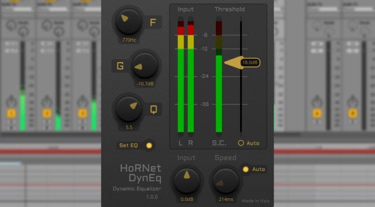 HoRNet DynEq - der dynamische Equalizer