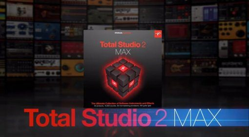 IK Multimedia Total Studio 2 MAX - alles in einem Paket