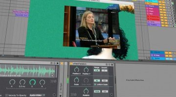 Isotonik Studios EboSuite verwandelt Ableton Live in ein Videostudio