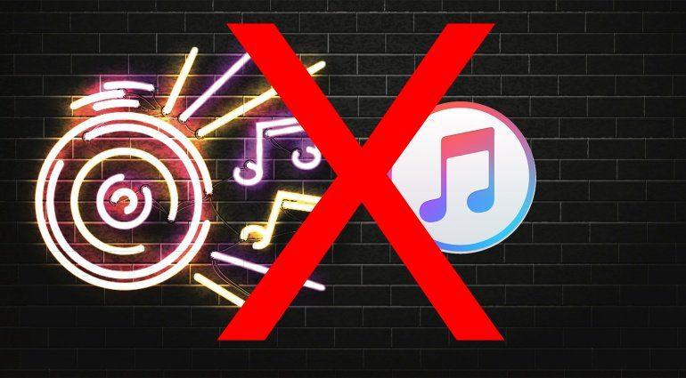 iTunes Downloads: Bald am Ende?
