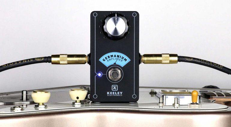 Keeley Germanium Amplifier