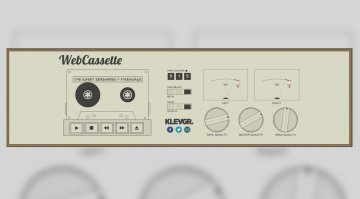 Klevgr WebCassette Plugin