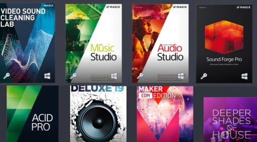 Magix, Sounds Of Music Humble Bundle Teaser