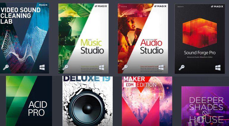 Magix, Sounds Of Music Humble Bundle Teaser