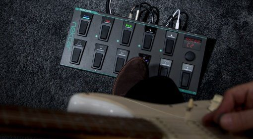 Nektar Pacer MIDI Footcontroller Teaser