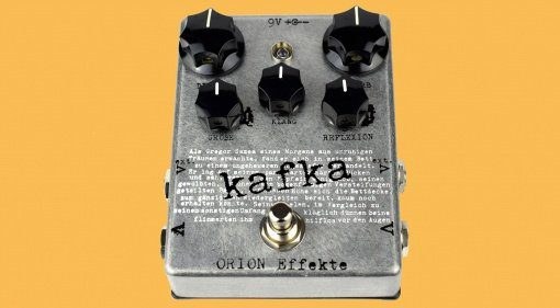Orion Effekte Kafka- Reverb
